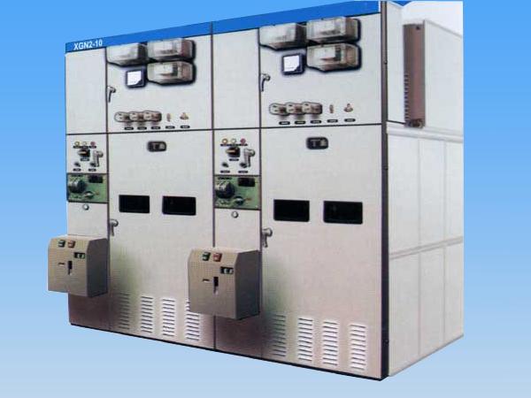 XGN2-10箱型固定式交流金属封闭开关设备